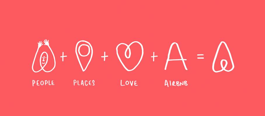 Concepto de airbnb