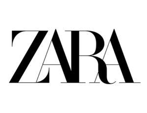 Rediseño de logo Zara