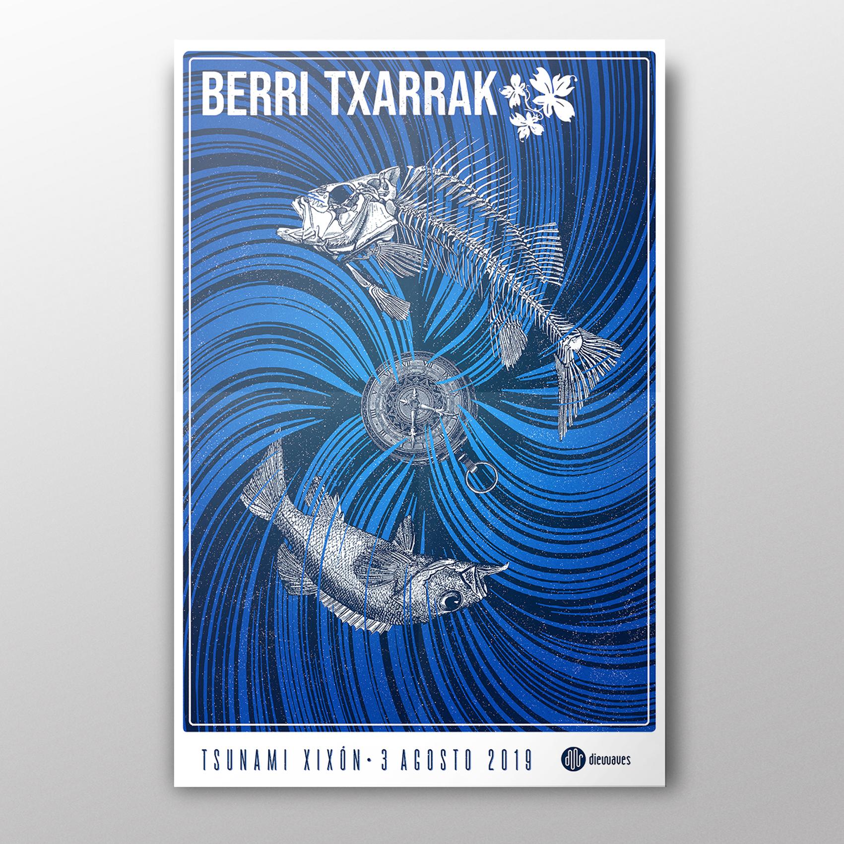 Berri Txarrak | Tsunami Xixon 2019