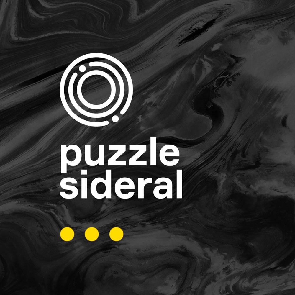 Puzzle Sideral • Identidad Corporativa y Diseño Web