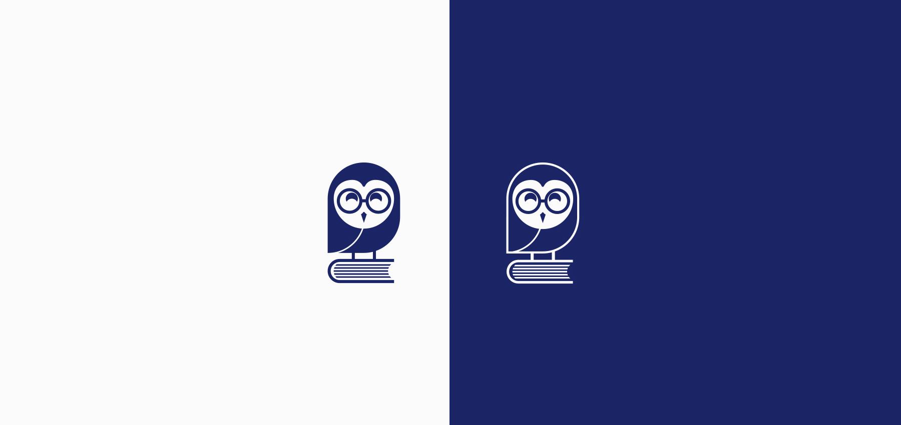 Como diseñar version negativa logo