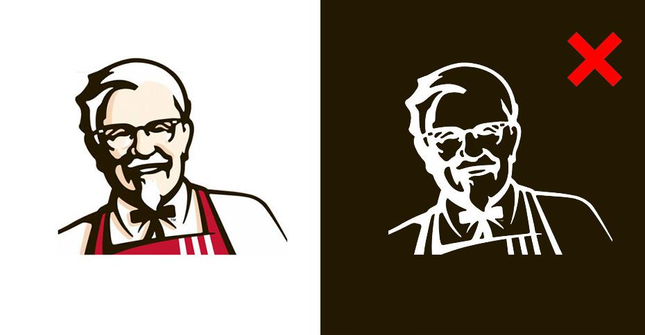 Mala version negativa KFC