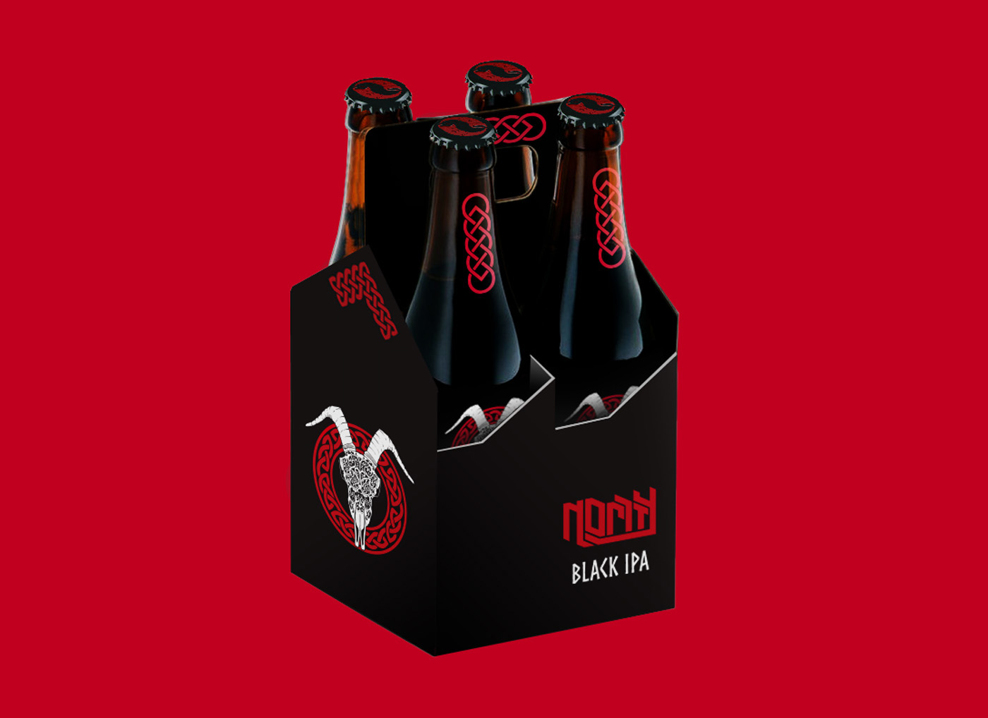 Diseño packaging cerveza