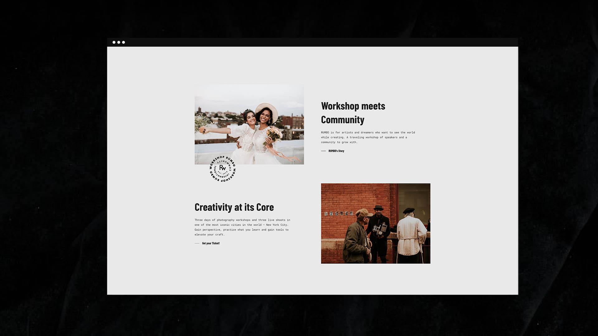 Rumbo workshop Web 3