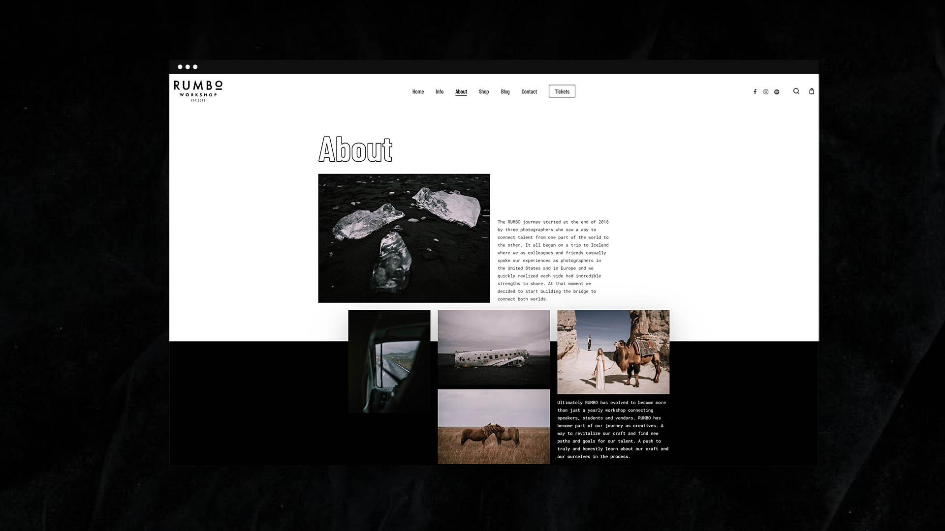 Rumbo workshop Web 6